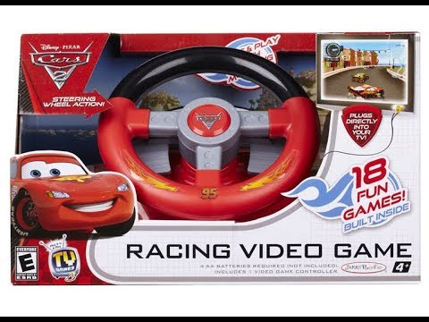 Plug N Play Games: Cars 2