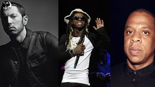 Eminem , Jay Z & Lil Wayne The Goats Of Hip Hop Part 1