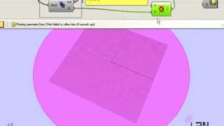 Processing to Grasshopper via aUDP