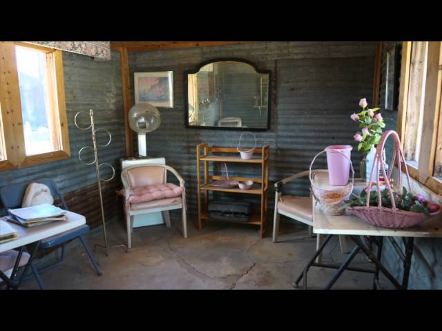 Folk Theming – Robber's Roost (Inyokern, CA)