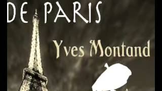 Watch Yves Montand Cornet De Frites video