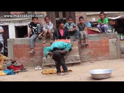Nepal's Got Talent || Funny video || Mazzako TV