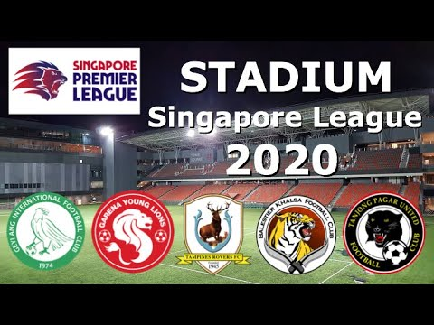 Singapore Premier League Stadium 2020 ( Singapore ) 🇸🇬