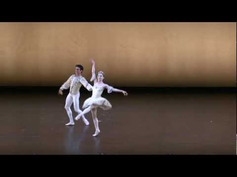 The Sleeping Beauty, Wedding Pas de deux, Maria Kochetkova & Joaquín De Luz