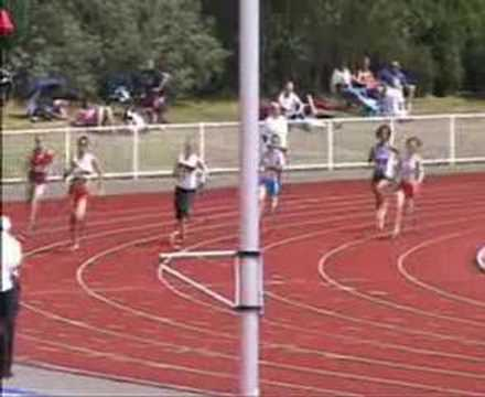 U17 Women 200m - 2008 South of England Champs