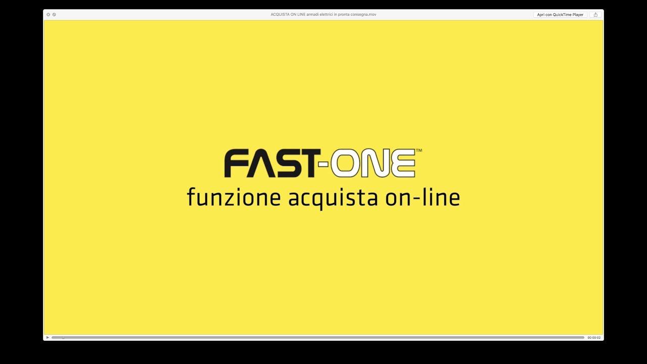 ACQUISTA ON LINE - Armadi elettrici in pronta consegna - YouTube