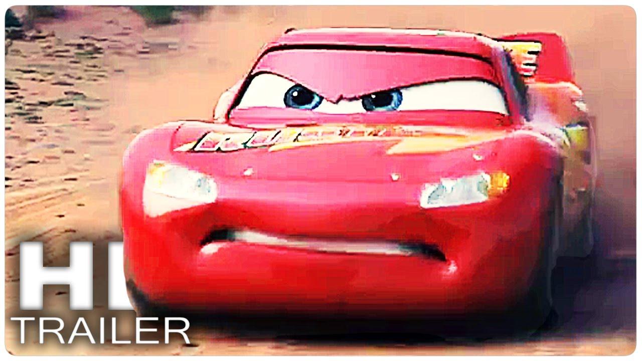 CARS 3 Extended Trailer | Disney Pixar 2017 - YouTube
