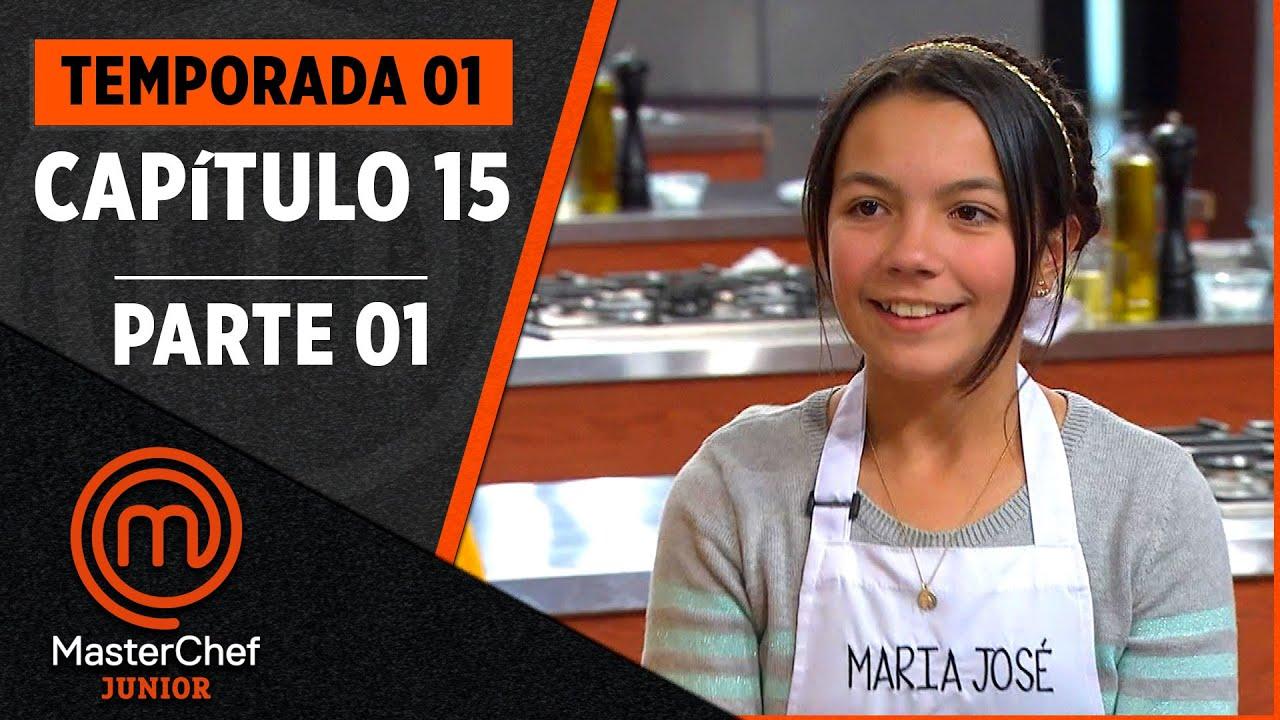 CAPÍTULO 15 - 1/2: Chocolate y encocado | TEMPORADA 01 | MASTERCHEF JUNIOR COLOMBIA