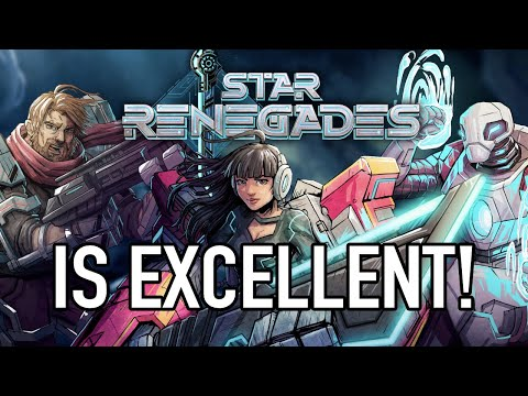 Star Renegades Is Excellent!