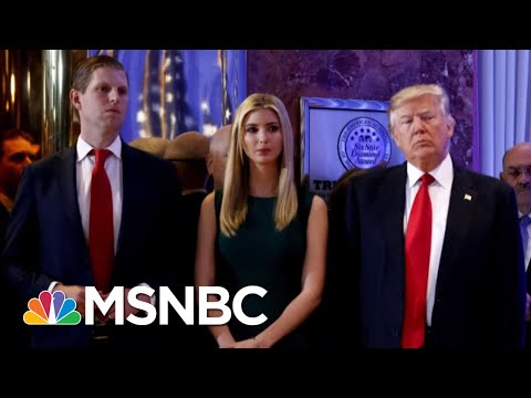 Dem Candidate For NY AG Open To Prosecute Trump Aides If Pardoned | The Beat With Ari Melber | MSNBC