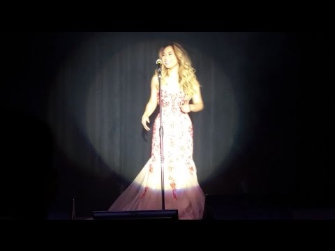 Dance With My Father - Jessica Sanchez @ Viejas Casino