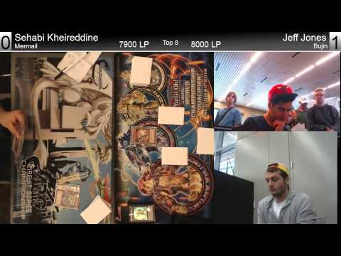 ARGCS Cleveland Top 8 Sehabi Kheireddine vs Jeff Jones