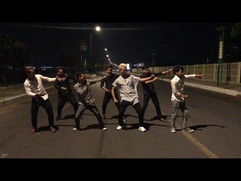 ខូចចិត្តពាក់កណ្តាលយប់ - KK + D-MAN Dance Choreography