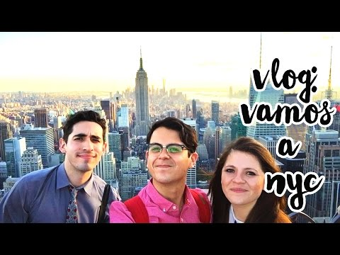 Vlog: Vamos a New York! | Hey Luz Isabel