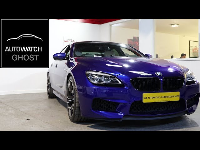 Ghost Autowatch 2 | BMW M6 | How It Works!?
