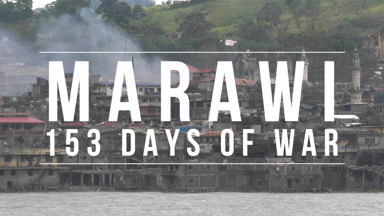 Do Entary Marawi 153 Days Of War