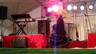 Fiestas Cacin 2009. Barbara Moles