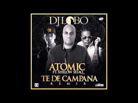 Atomic Ft Shelow Shaq - Te De Campana (Remix)