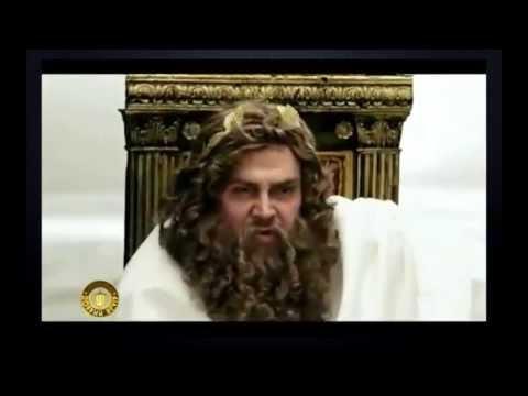 Как боги Олимпа придумывали слова
