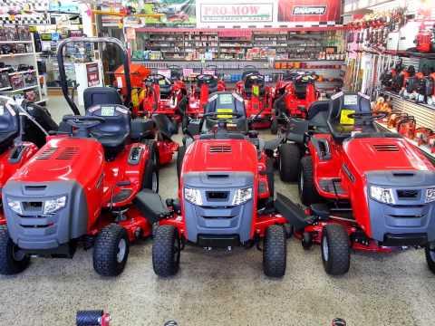 Pro-Mow Equipment Sales Virtual Tour