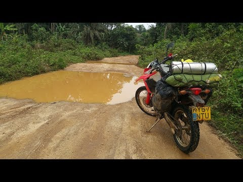 Africa Motorcycle Tour - Part 8 'Nigeria'