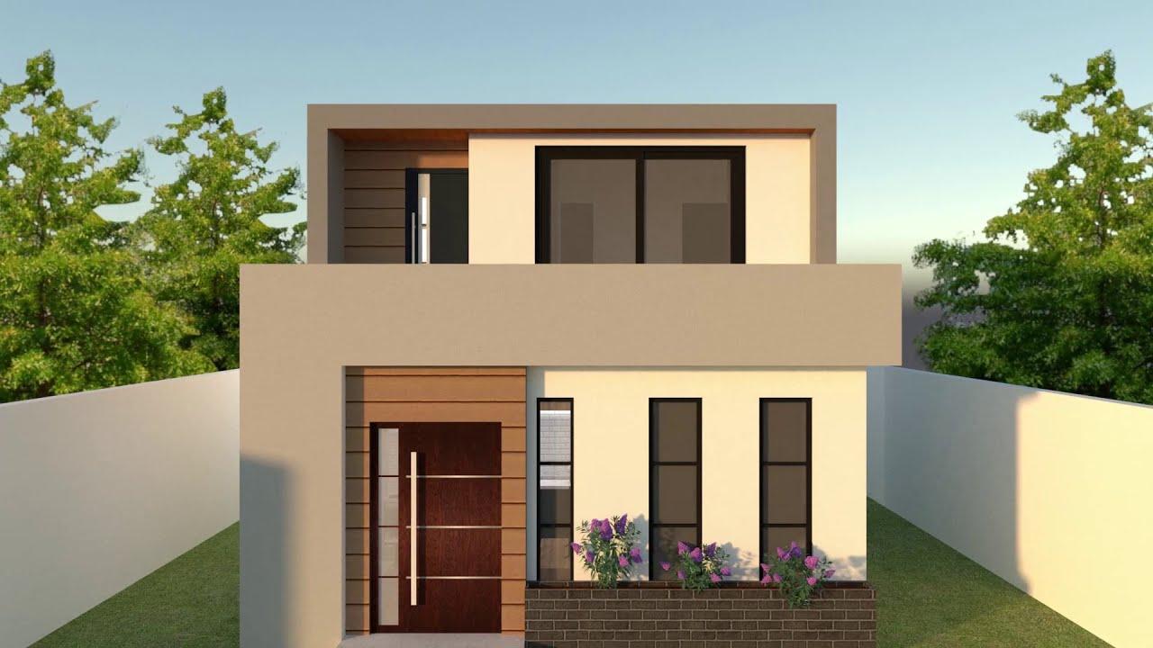 Download (6x7 Meters) Small House Design | 3 Bedrooms