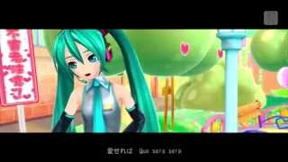 "Project DIVA F 2nd [EDIT PV] ""Viva Happy (Rock version)"""