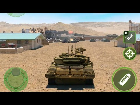 War Machines: Tank Battle - Army & Military Games (Android Gameplay