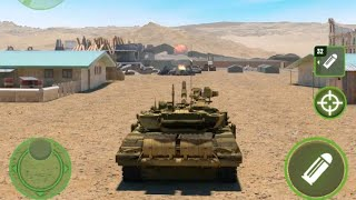 War Machines: Tank Battle - Army & Military Games (Android Gameplay screenshot 2