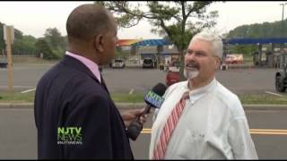 Sal Discusses Self-Service Gasoline with NJTV