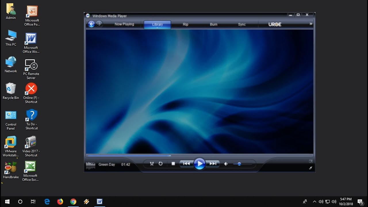 How To Fix All Issue Windows Media Player Issue In Windows 10 8 7 Youtube