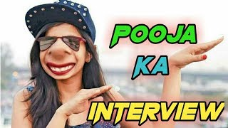 DHINCHAK POOJA INTERVIEW