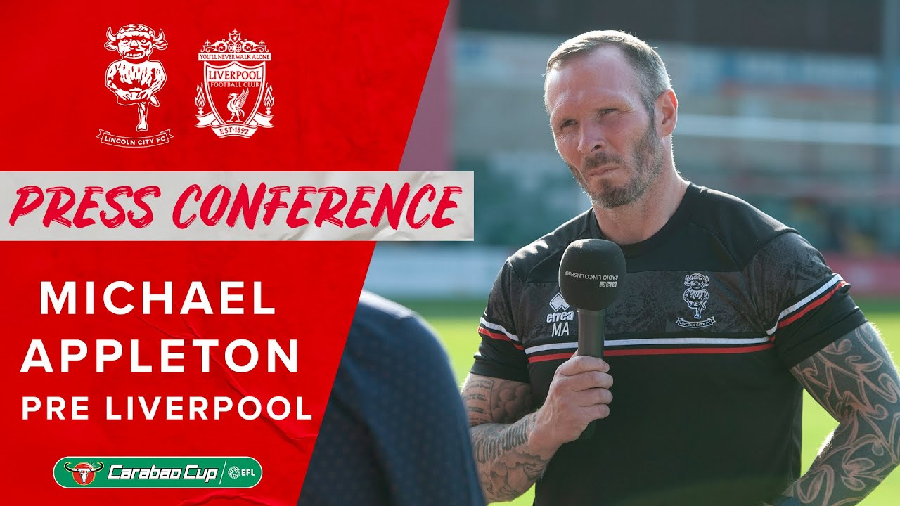 Lincoln City vs. Liverpool - Football Match Report - September 24 ...