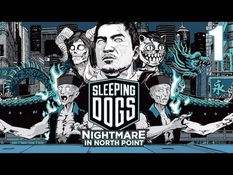 Sleeping Dogs - Прохождение pt1