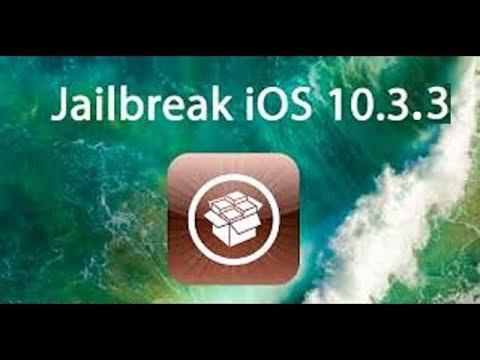 UNTETHERED IOS 10.3.3 JAILBREAK *RELEASED*! Cydia Jailbreak Tweaks For Iphone iOS 10.3.3