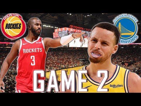 houston-rockets-vs-golden-state-warriors-game-2-2019-nba-playoffs-pregame-show