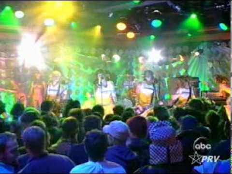 Me First and the Gimme Gimmes - I Believe I Can Fly (Jimmy Kimmel Live 10-31-03).mpeg