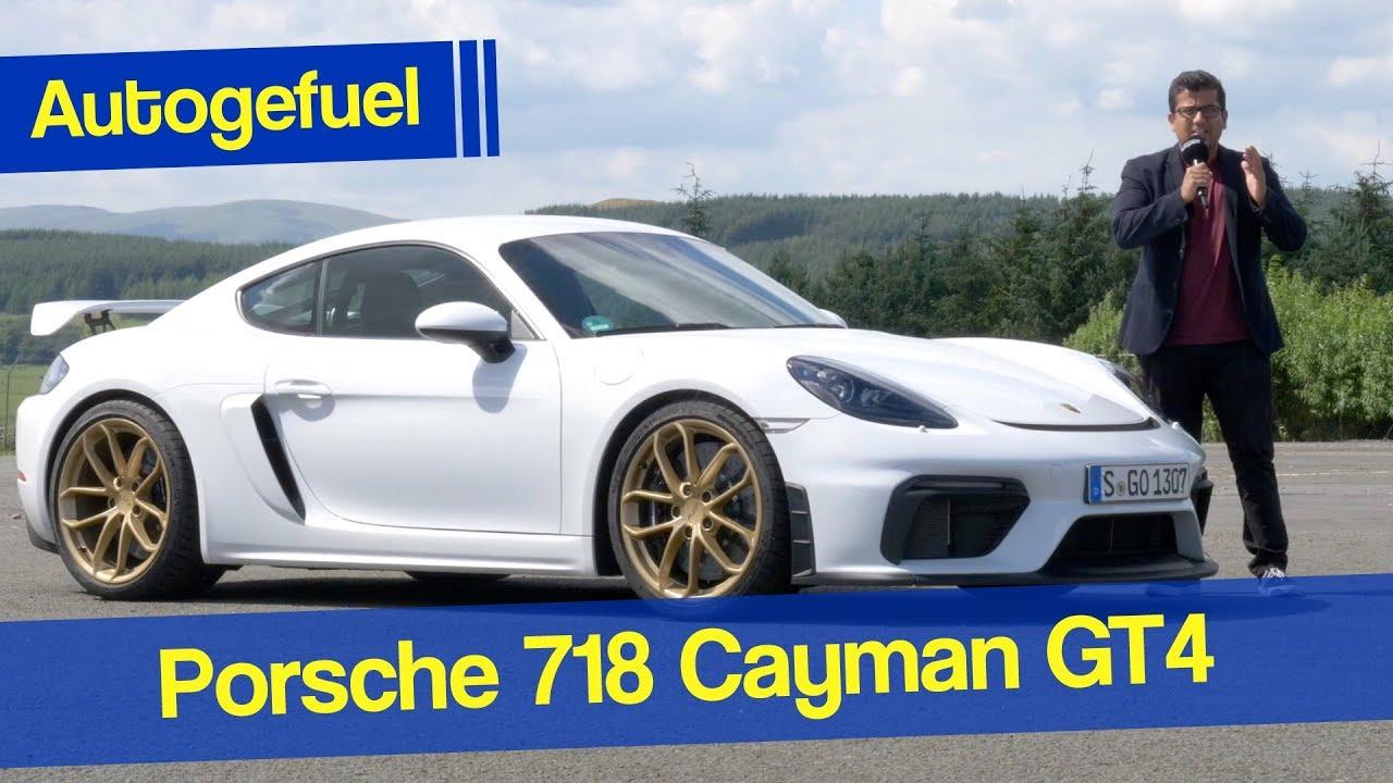 2020 Porsche 718 Cayman GT4 REVIEW , the sportiest Porsche?