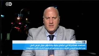 شريف شحادة: الهدنة نجحت بفضل صمود القيادة السورية