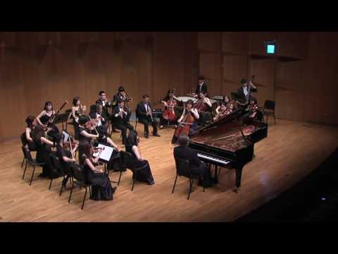 Stephen Prutsman - Beethoven piano concerto no.5, Hearts of vision chamber orchestra