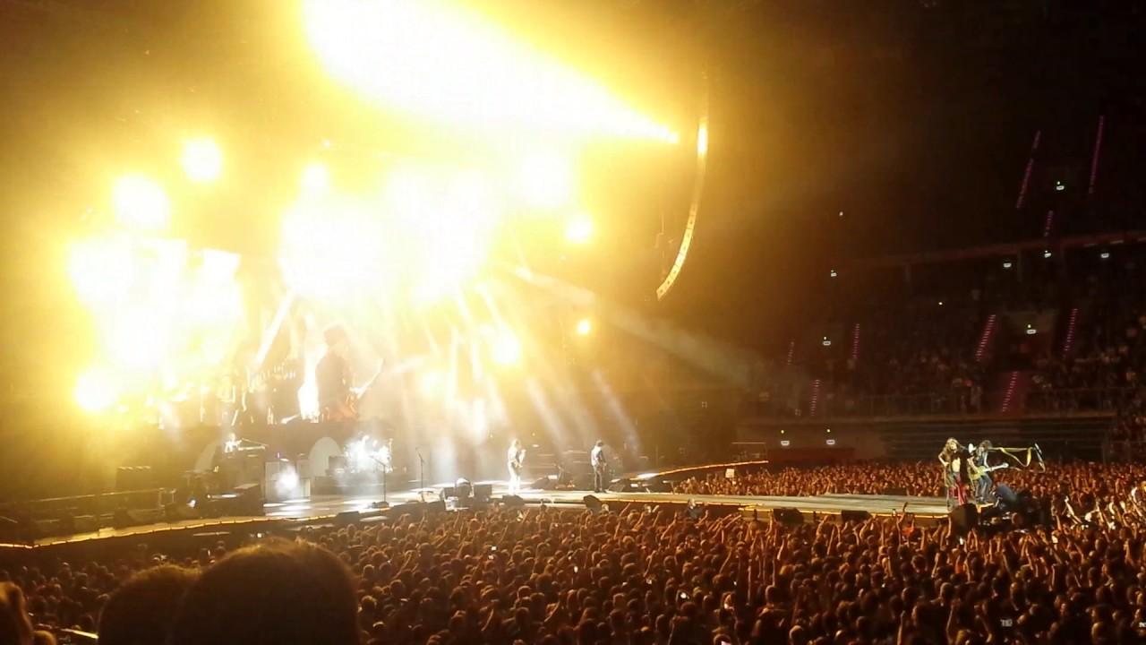 Aerosmith dają czadu w Krakowie!