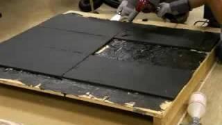 Asphalt tile replacment