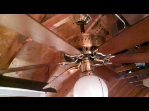 Hunter Six Blade Studio Series Ceiling Fan model 23549