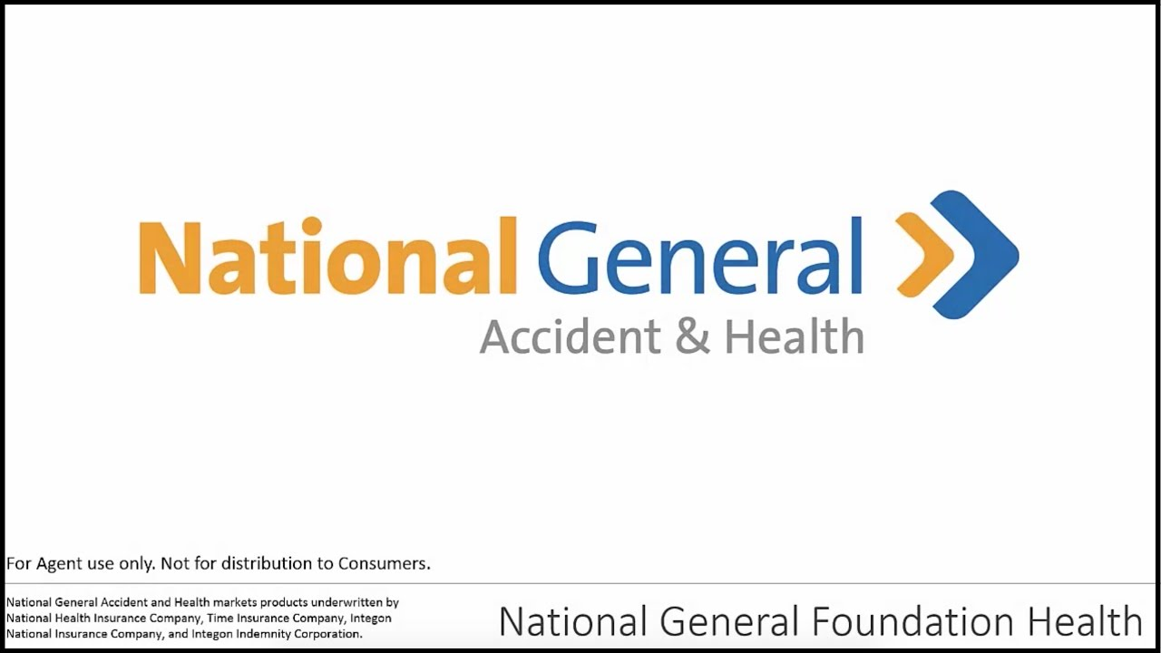 National General Foundation Health Product Training Youtube