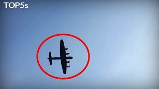 5 Haunted Aviation Stories & Encounters With Phantom Aircrafts...