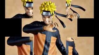 Gecco - Naruto Shippuden - Naruto Uzumaki 1/6 ESP