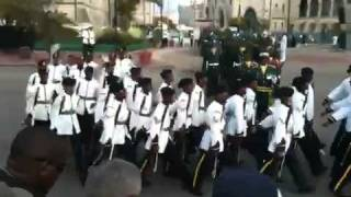 March on - part 2 - Remembrance Day Parade 2010