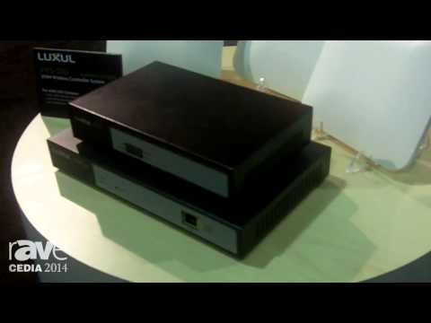 CEDIA 2014: Luxul Mentions the XWC-1000 Wireless Controller