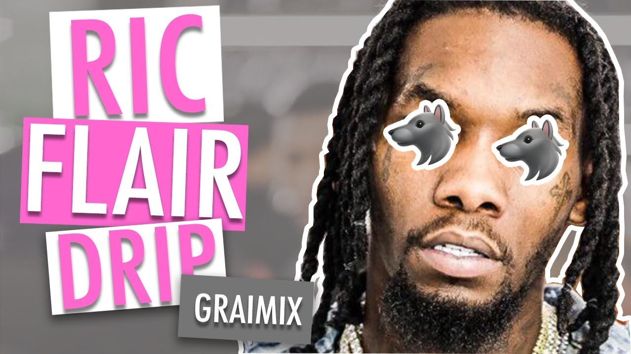 Download Offset & Metro Boomin - Ric Flair Drip (GraiMix)