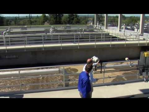 A Tour of the Sunnyside Wastewater Treatment Plant in Lake Stevens WA